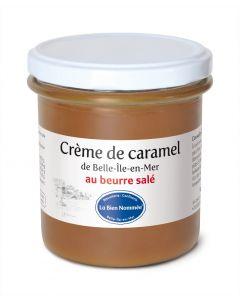 Crème de caramel au beurre salé - Pot de 360g