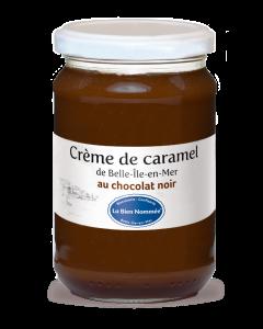 Crème de caramel au chocolat noir - Pot de 340g