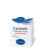 Caramels au beurre salé - Cube de 110g